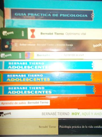 LOTE 5 LIBROS DE BERNABÉ TIERNO - foto 1