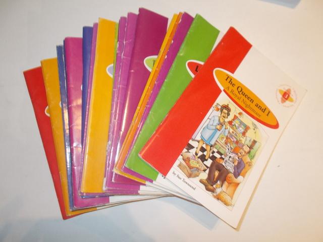 LOTE 5 LIBROS DE BURLINGTON BOOKS - foto 1