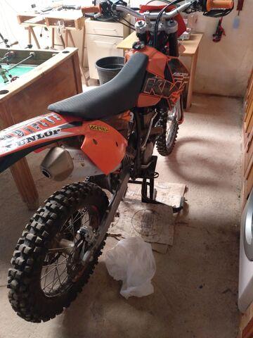 KTM - EXC - foto 1