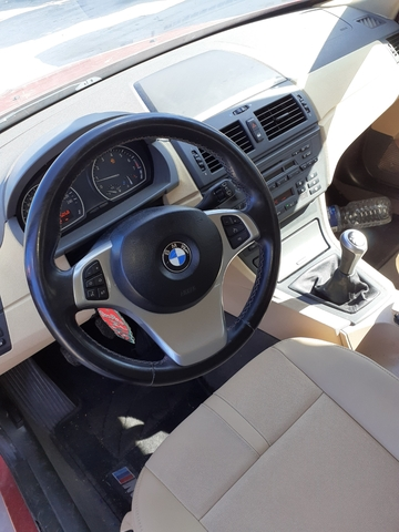 DESPIECE BMW X3 3. 0I - foto 6
