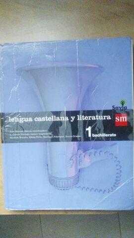 LIBRO DE LENGUA CASTELLANA Y LITERATURA - foto 1