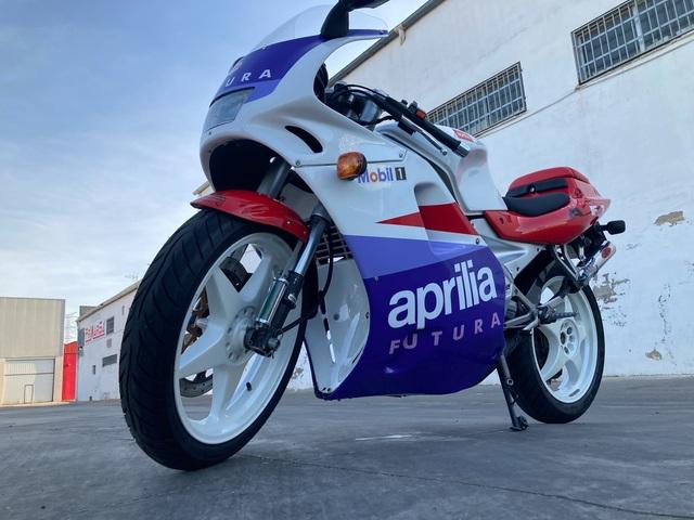 APRILIA - AF1 FUTURA 125 - foto 5