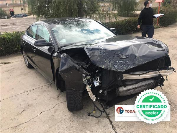 MOTOR COMPLETO AUDI A5 COUPE 8T 2007 - foto 1