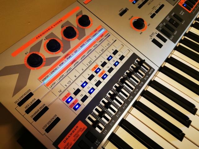 TECLADO PIANO SINTETIZADOR CASIO XW-P1 - foto 3
