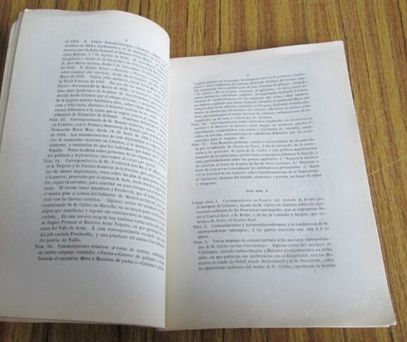 NOTICIAS - LEÍDAS 1870 POR PEDRO SABAU - foto 4