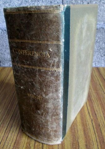 CONFERENCIA 1927 - 1928 - foto 1