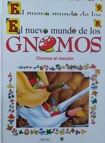COLECCION EL NUEVO MUNDO DE LOS GNOMOS - foto 1