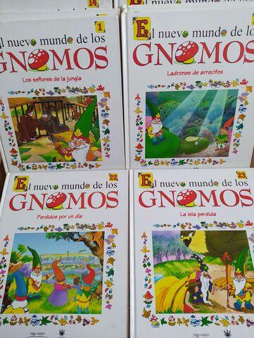 COLECCION EL NUEVO MUNDO DE LOS GNOMOS - foto 2