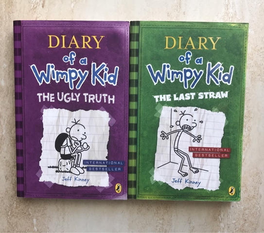 DIARY OF A WIMPY KID (PACK DE 2) - foto 1