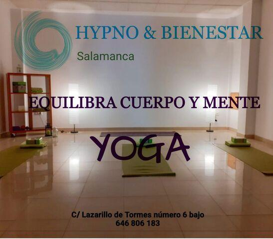 CENTRO DE YOGA EN SALAMANCA - foto 1