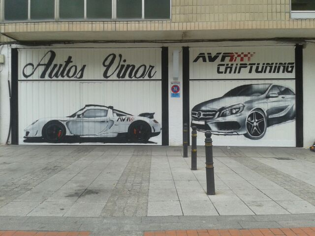 GRAFFITI GRAFITERO PINTA PERSIANAS - foto 2