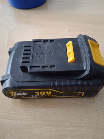 Batería Para Dewalt