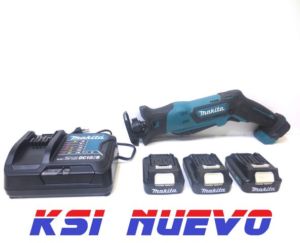Sierra Sable Makita Jr103D 3 Baterias