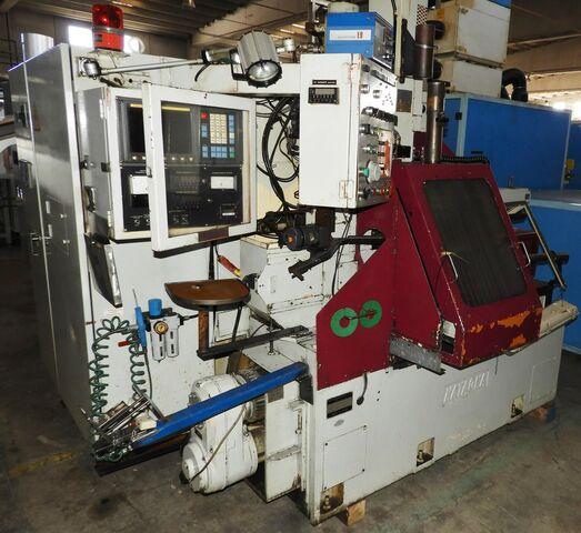RECTIFICADORA CILÍNDRICA CNC AUTOMÁTICA - foto 1
