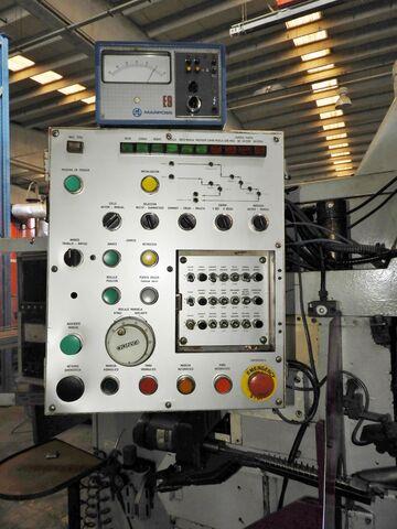 RECTIFICADORA CILÍNDRICA CNC AUTOMÁTICA - foto 4