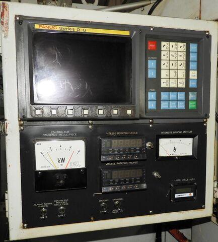 RECTIFICADORA CILÍNDRICA CNC AUTOMÁTICA - foto 5