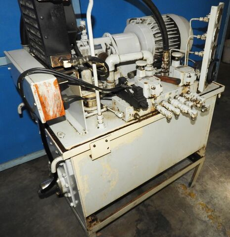 RECTIFICADORA CILÍNDRICA CNC AUTOMÁTICA - foto 7
