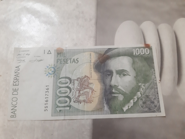 Billetes Españoles Variados