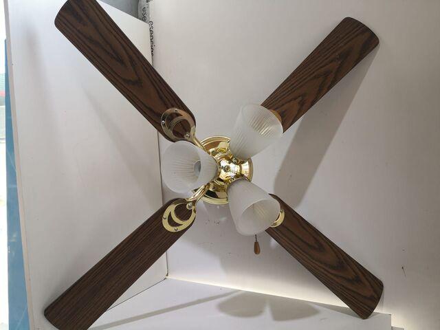 Lámparas con ventilador de segunda mano en la provincia de