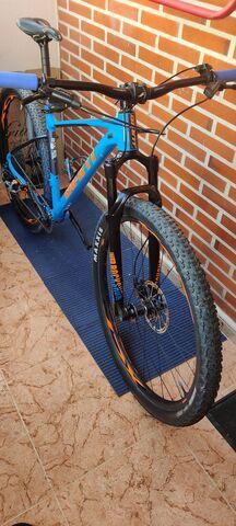Bicicleta Giant Fathon 2019