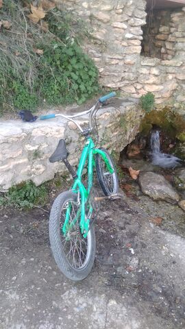 Bicicleta Mx Megamo