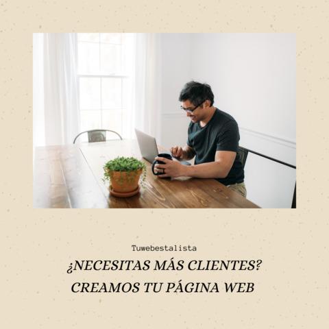 PÁGINA WEB PACK ECONÓMICO - foto 1