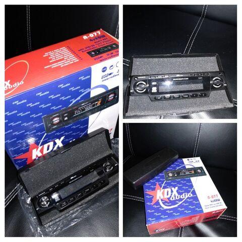 AUDIO RADIO USB SD CARD PARA COCHE - foto 1