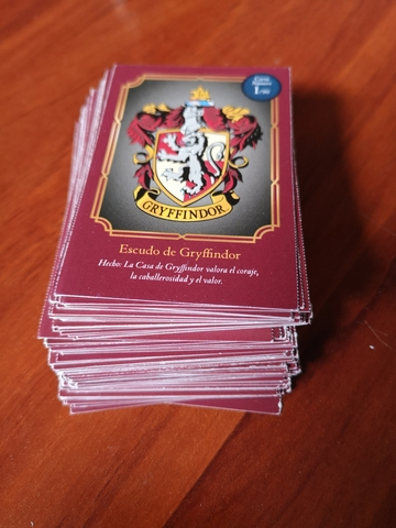 Harry Potter Cromos Completa 90 Cromos