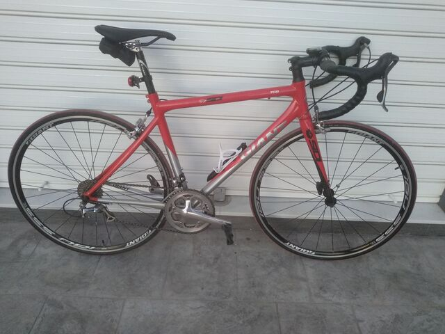 Bicicleta Giant Tcr