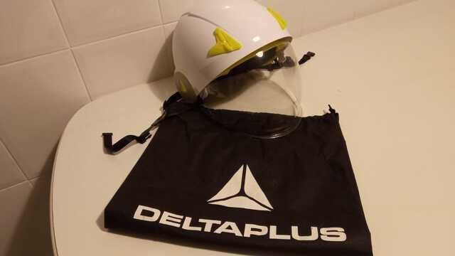 Casco De Seguridad Deltaplus