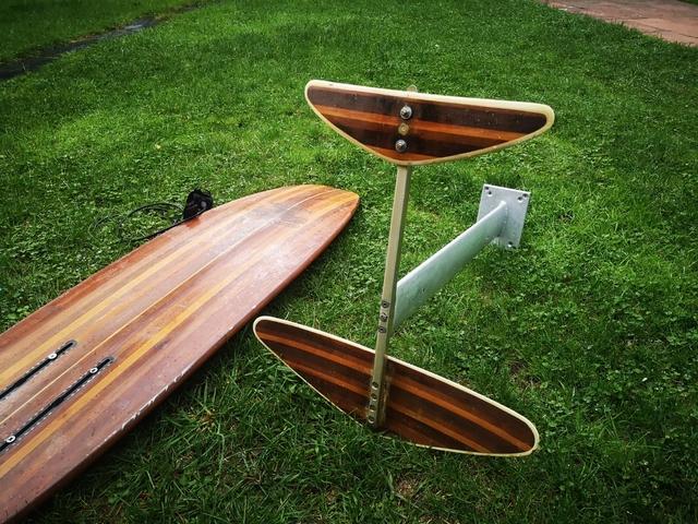 TABLA SURF KITE WAKE + FOIL - foto 7