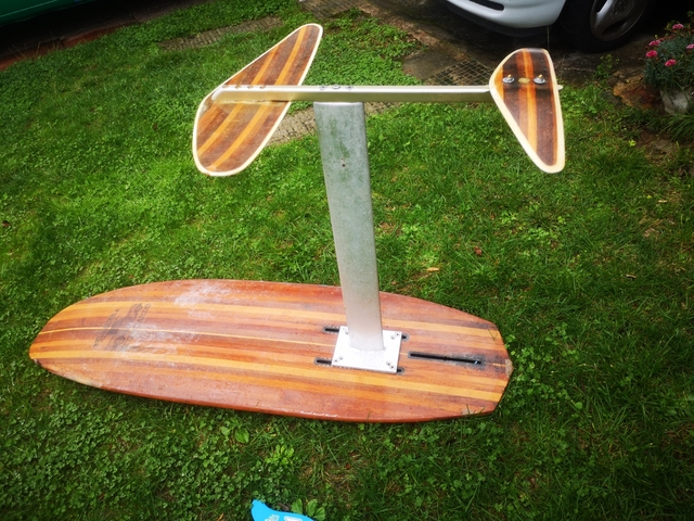 TABLA SURF KITE WAKE + FOIL - foto 9