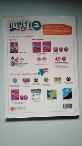 LIBRO ACTIVIDADES FRANCÉS METHODE - foto 2