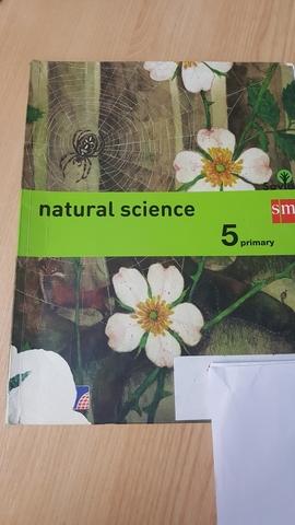 LIBRO DE NATURAL SCIENCE 5° PRIMARIA - foto 1