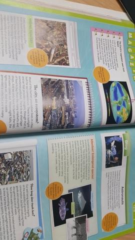 LIBRO DE NATURAL SCIENCE 5° PRIMARIA - foto 3
