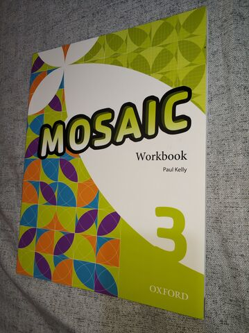 MOSAIC WORKBOOK A ESTRENAR 9780194652179 - foto 1