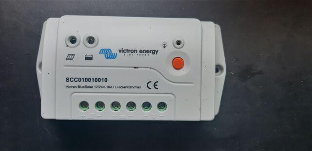 Regulador Solar