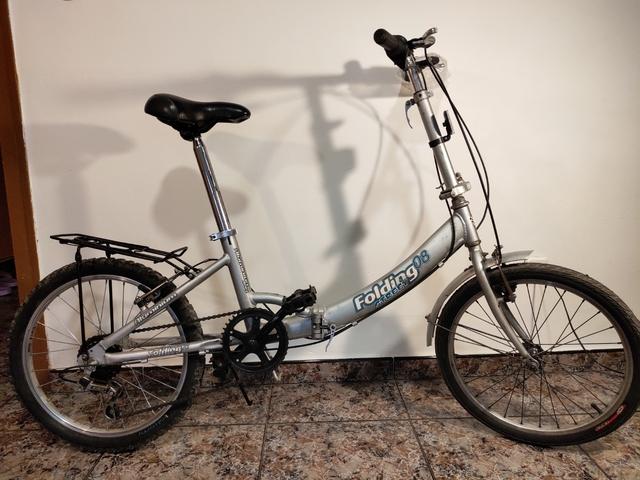 """Bicicleta Aluminio 20\"""""""