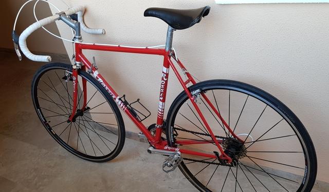 Bicicleta Carretera Rossin Clásica.