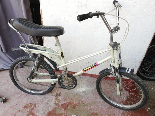 Bicicleta Torrot Mx Clásica