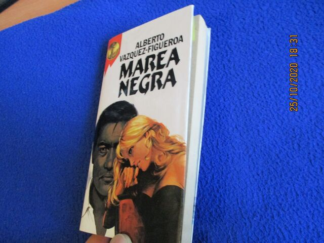 MAREA NEGRA A.  VAZQUEZ FIGUEROA - foto 7