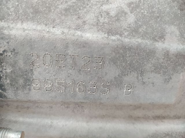 CAMBIO 20ET23 BERLINGO PARTNER 1. 6 HDI - foto 3