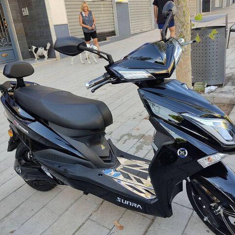 SUNRA ELECTRICAS MOTOR BOSCH CICLOMOTOR - foto 3