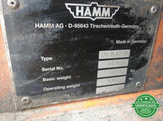 HAMM DV 8. 42 S - foto 5