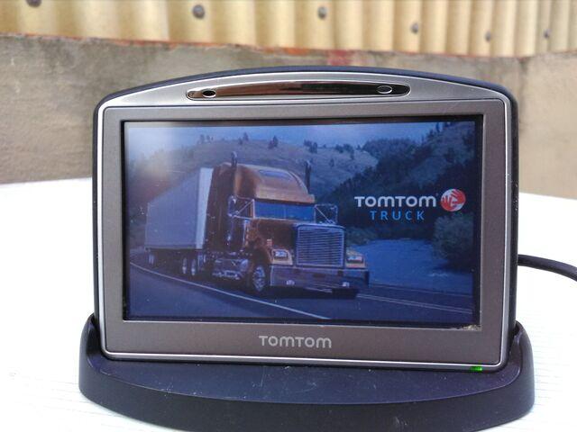 GPS TOMTOM GO 520 - foto 1