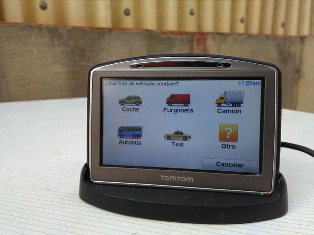 GPS TOMTOM GO 520 - foto 2