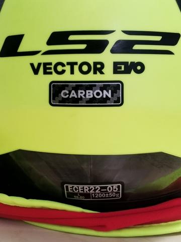 CASCO LS2 VECTOR FF397 CARBON - foto 5