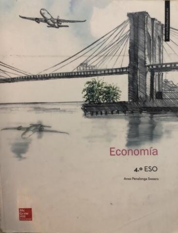 LIBRO DE ECONOMÍA.  4ºESO.  - foto 1