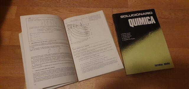 QUÍMICA Y SOLUCIONARIO COU 78 - foto 2