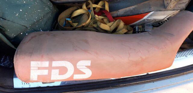DERBI FDS 49CC ASIENTO -C866 - foto 2